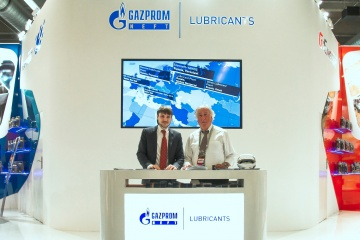 Gazpromneft-Lubricants R&D center employees conducted technological workshops in Frankfurt
